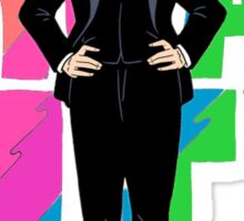 Broad City Ilana Tux Sticker