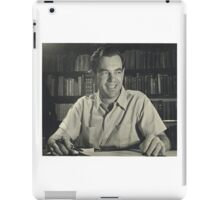 Joseph Campbell - Young iPad Case/Skin