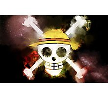 Luffy Photographic Print