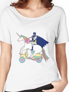 Awesome Batman Women's Relaxed Fit T-Shirt