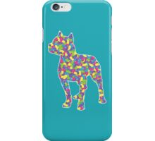 Pitbull Terrier, Easter Jellybeans iPhone Case/Skin