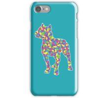 Pitbull Terrier, Easter Jellybeans iPhone Case/Skin