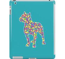 Pitbull Terrier, Easter Jellybeans iPad Case/Skin