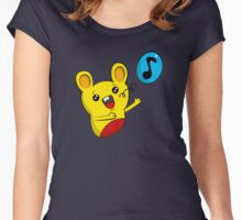 Loopy Singer Women's Fitted Scoop T-Shirt