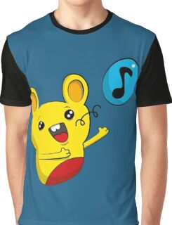 Loopy Singer Graphic T-Shirt