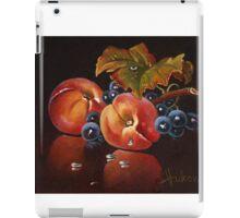 two peach iPad Case/Skin