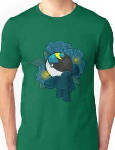 Floral Moon Ball Unisex T-Shirt