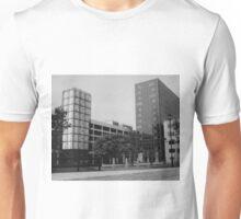 Greyfriars, Ipswich 1988 ( B&W version ) Unisex T-Shirt
