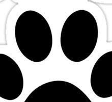 Need Love Dog Sticker