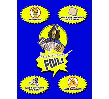 """Weird Al"" Yankovic - Foil Photographic Print"