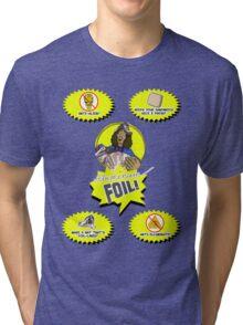 """""""Weird Al"""" Yankovic - Foil Tri-blend T-Shirt"""