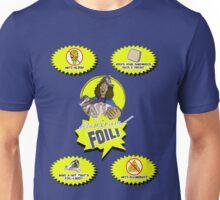 """""""Weird Al"""" Yankovic - Foil Unisex T-Shirt"""