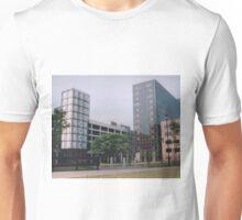 Greyfriars, Ipswich 1988 Unisex T-Shirt