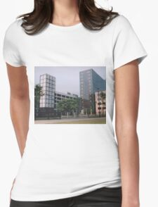 Greyfriars, Ipswich 1988 Womens Fitted T-Shirt