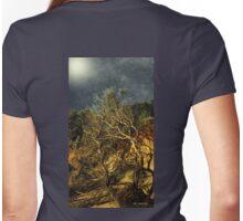 Brilliant Desert Womens Fitted T-Shirt