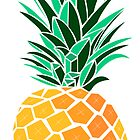 Pineapple by metroymedio