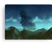 Returnal Canvas Print