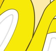 Banana Sticker