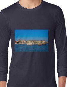 Key West Conch Harbor Long Sleeve T-Shirt