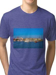 Key West Conch Harbor Tri-blend T-Shirt