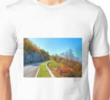 Blue Ridge Drive Unisex T-Shirt