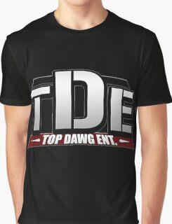 Top Dawg Entertainment - TDE - Kendrick Lamar School Boy Q Graphic T-Shirt