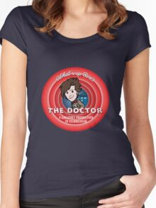 What's Up Doctor? Women's Fitted Scoop T-Shirt