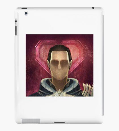 Romanced Sebastian iPad Case/Skin