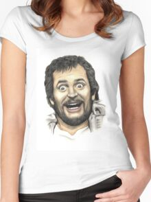 Kenny Everett Women's Fitted Scoop T-Shirt