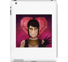 Romanced Morrigan iPad Case/Skin