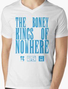 The Boney Kings of Nowhere -Blue Mens V-Neck T-Shirt