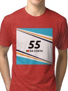Formula E 2015/2016 - #55 Da Costa [revised] Tri-blend T-Shirt