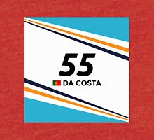 Formula E 2015/2016 - #55 Da Costa [revised] Tri-blend T-Shirt