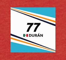 Formula E 2015/2016 - #77 Duran [revised] Tri-blend T-Shirt