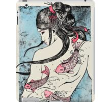 The Awaking- dark red iPad Case/Skin