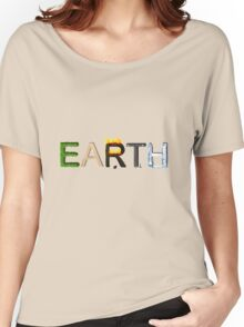 Earth Elements Women's Relaxed Fit T-Shirt