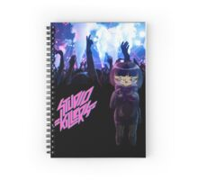 Cherry of the Studio Killers Spiral Notebook