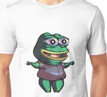 pepe suit Unisex T-Shirt