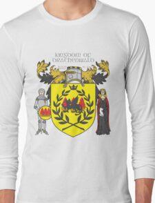 Kingdom of Drachenwald Long Sleeve T-Shirt
