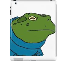 picture book pepe iPad Case/Skin