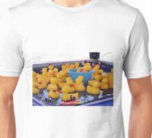 Rubber Duckies Unisex T-Shirt