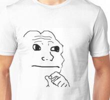 wojak pepe Unisex T-Shirt