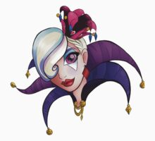Ever After High - Courtly Jester Baby Tee