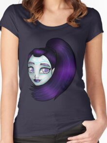 Monster High - Elle Eedee Women's Fitted Scoop T-Shirt