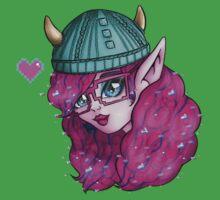 Monster High - Kjersti Trollson Baby Tee
