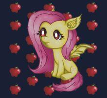 My Lil' Pony - Vampire Fruitbat Flutterbat - Fluttershy Kids Tee