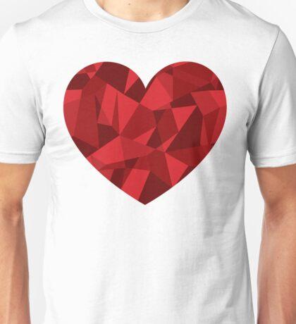 Ruby Crack-up Unisex T-Shirt