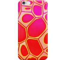 Cells Abstract Three  iPhone Case/Skin