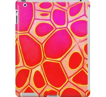 Cells Abstract Three  iPad Case/Skin