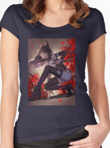 RWBY - Beauty Women's Fitted Scoop T-Shirt